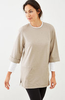 J. Jill Pure Jill Relaxed Knit Tunic