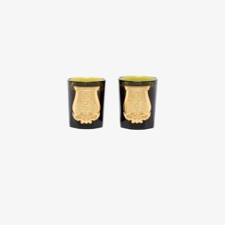 Cire Trudon Revolutionary Duet scented candle set