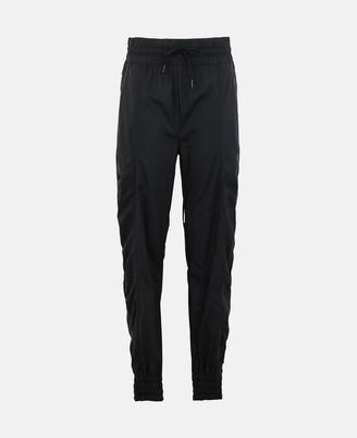 adidas by Stella McCartney Stella McCartney black woven sweatpants