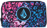 City Beach Volcom Patch Travel Wallet