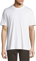 Brunello Cucinelli Lightweight Crewneck T-Shirt, White