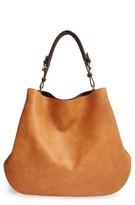 Sole Society 'Capri' Faux Leather Tote - Brown