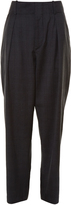 Etoile Isabel Marant Ned checked straight-leg trousers