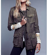 Free People Women's Not Your Brother's Jacket