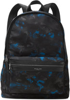 Michael Kors Men's Kent Camo Lightweight Backpack