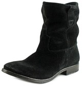 Lemaré Crosta Round Toe Leather Ankle Boot.