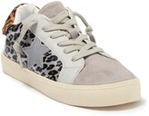 Madden-Girl Lark Leopard Lace-Up Sneaker