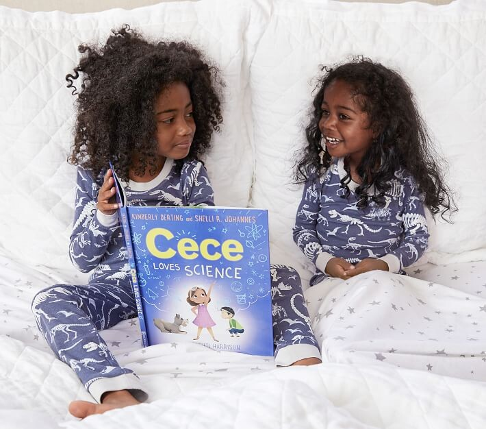 Thumbnail for your product : Pottery Barn Kids Cece Loves Science Book