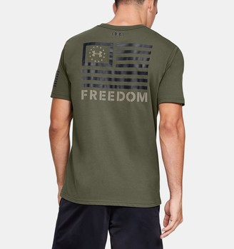 Under Armour Men's UA Freedom Banner T-Shirt