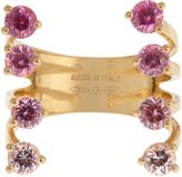 Delfina Delettrez Sapphire & yellow-gold ring