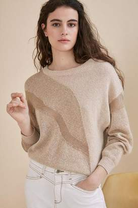Suncoo Pigalle Pullover Beige - 0