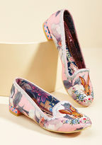 Irregular Choice Hare She Goes Again Loafer in 41