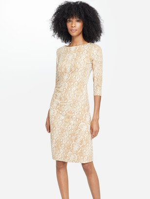 J.Mclaughlin Sage Dress in Mini Naja