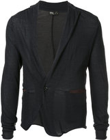 Kolor knitted light blazer