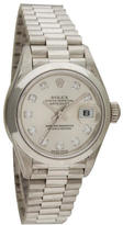 Rolex Datejust President Watch