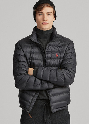 Ralph Lauren Packable Water-Repellent Down Jacket