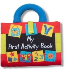 Melissa & Doug K's Kids - My First Activity Book