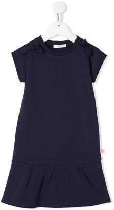 Billieblush Bow-Applique Jersey Dress