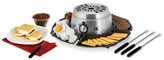 Kalorik Stainless Steel 2-in-1 S'mores Maker with Chocolate Fondue