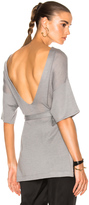 Soyer Low Back Tunic Top