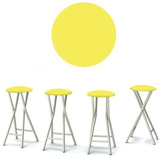 """Best of Times 30"""" Patio Bar Stool with Cushion Best of Times"""