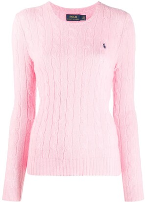 Polo Ralph Lauren Embroidered Logo Top