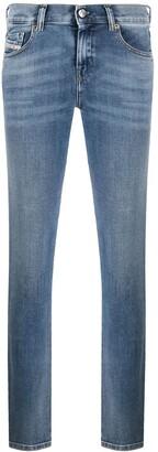 Diesel Sandy straight jeans