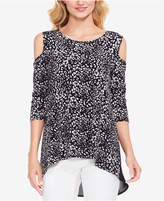 Vince Camuto Cold-Shoulder Top