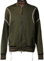 Vivienne Westwood Man oversized bomber jacket