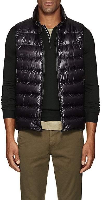 Herno Men's Down-Quilted Vest