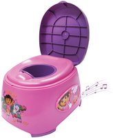 Ginsey 3-in-1 Potty Trainer with Sound