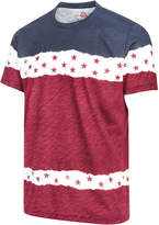 American Rag Men's Americana Colorblocked T-Shirt, Created for Macy's