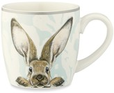 Williams-Sonoma Damask Easter Bunny Mug, Set of 4