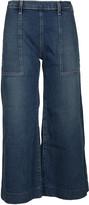 Current/Elliott Current Elliott Culotte Jeans