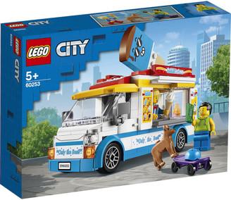 Lego City Great Vehicles: Ice-Cream Truck (60253)