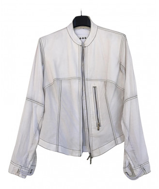MHI White Cotton Jackets