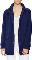 Kate Spade Women's Casual Hooded Jacket
