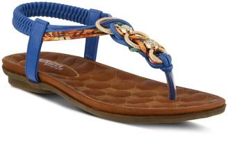 Patrizia Gadelina Women's T-Strap Sandals