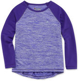Champion Girls Long Sleeve T-Shirt-Preschool