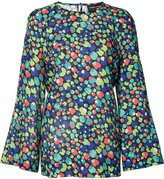 Vanessa Seward floral print blouse - women - Silk/Wool - 36