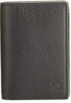Dunhill Boston Leather Business Card Case
