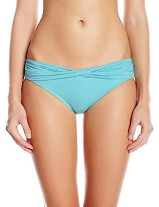 Seafolly Women's Twist Band Hipster Bikini Bottoms,UK (40 EU)