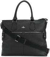 Vivienne Westwood Man zipped laptop bag