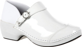 Women's 4EurSole Patent Leather Clog RKH051