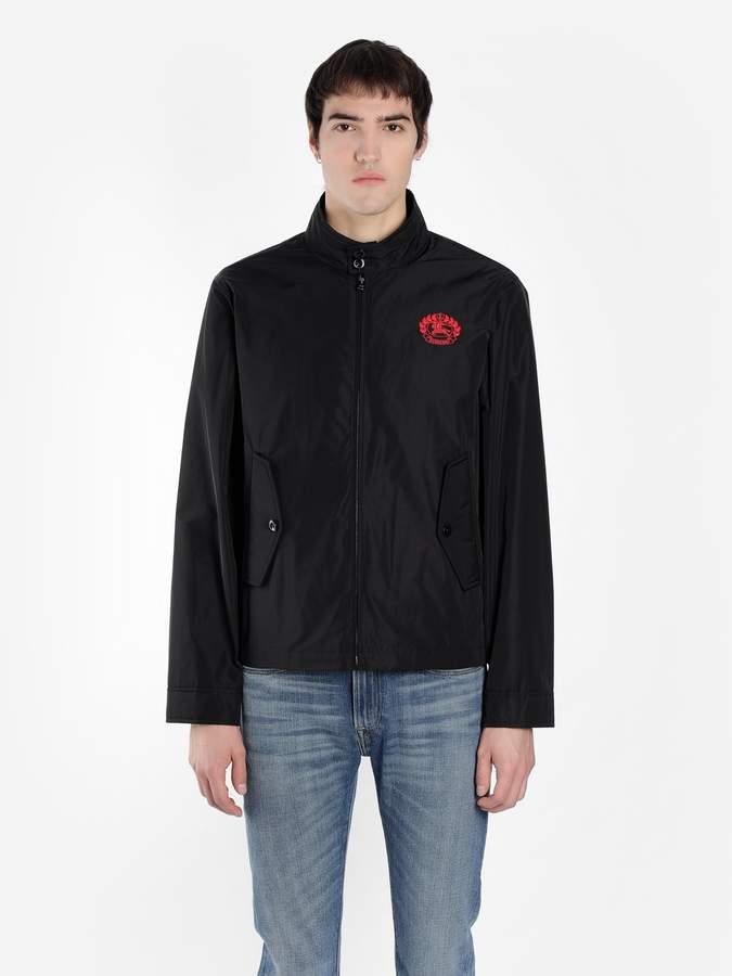 cd806112 Red Harrington Jacket - ShopStyle UK