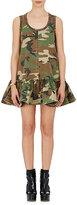 Marc Jacobs Women's Camouflage Cotton Sleeveless Shift Dress