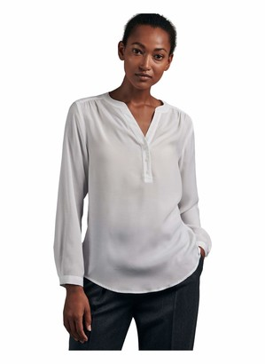 Seidensticker Women's Tunika Langarm uni Blouse