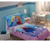 Disney Frozen 4-Piece Toddler Bed Set - Multicolor