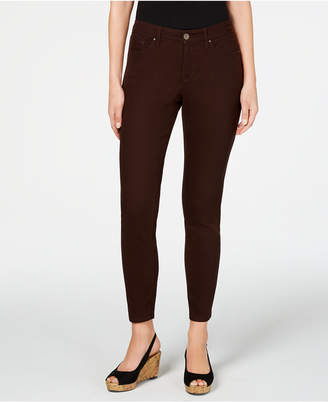 Style&Co. Style & Co Curvy-Fit Skinny Fashion Jeans