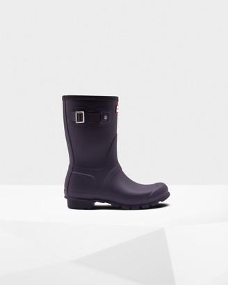 Hunter Women's Original Short Wellington Boots